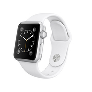 苹果 Apple Watch SPORT MJ3N2CH/A 智能手表(白色/42毫米表壳)